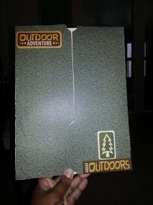 Nature Walk Lapbook